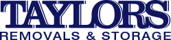 Taylors Removals & Storage Logo