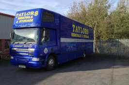 Barnsley Removals & Storage Quote