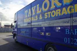 Contact Taylors Removals Barnsley
