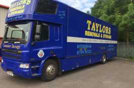 Taylors Removals & Storage Barnsley